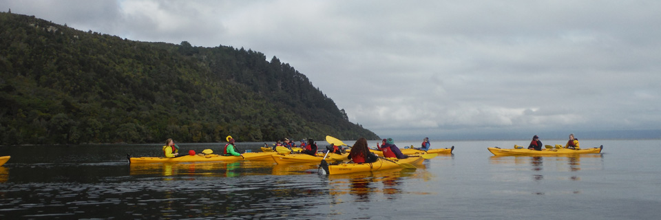 Taupo Kayaking Adventures